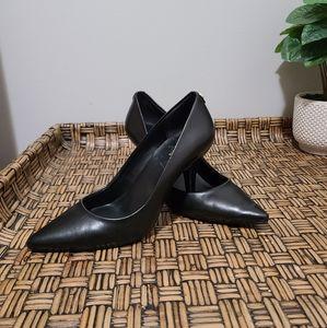 Michael Kors Black High Heel